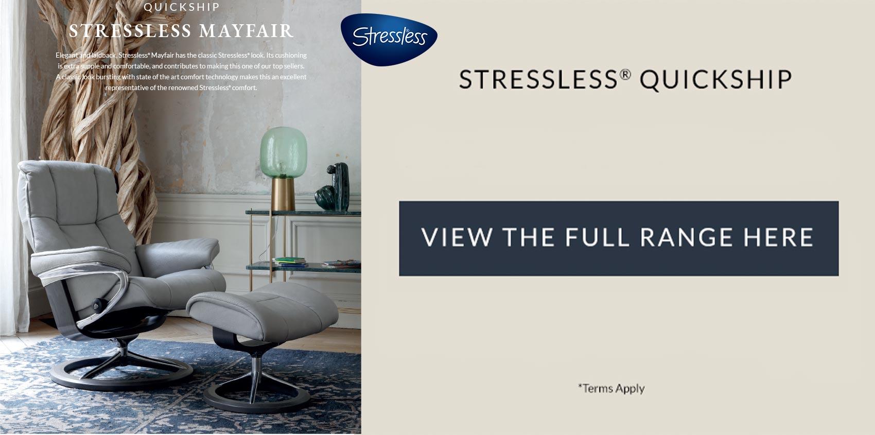 Stressless Quickship
