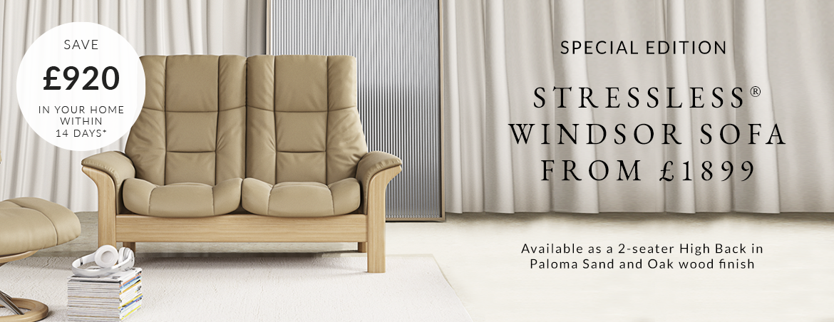 Stressless Windsor 2-Seater Promotion