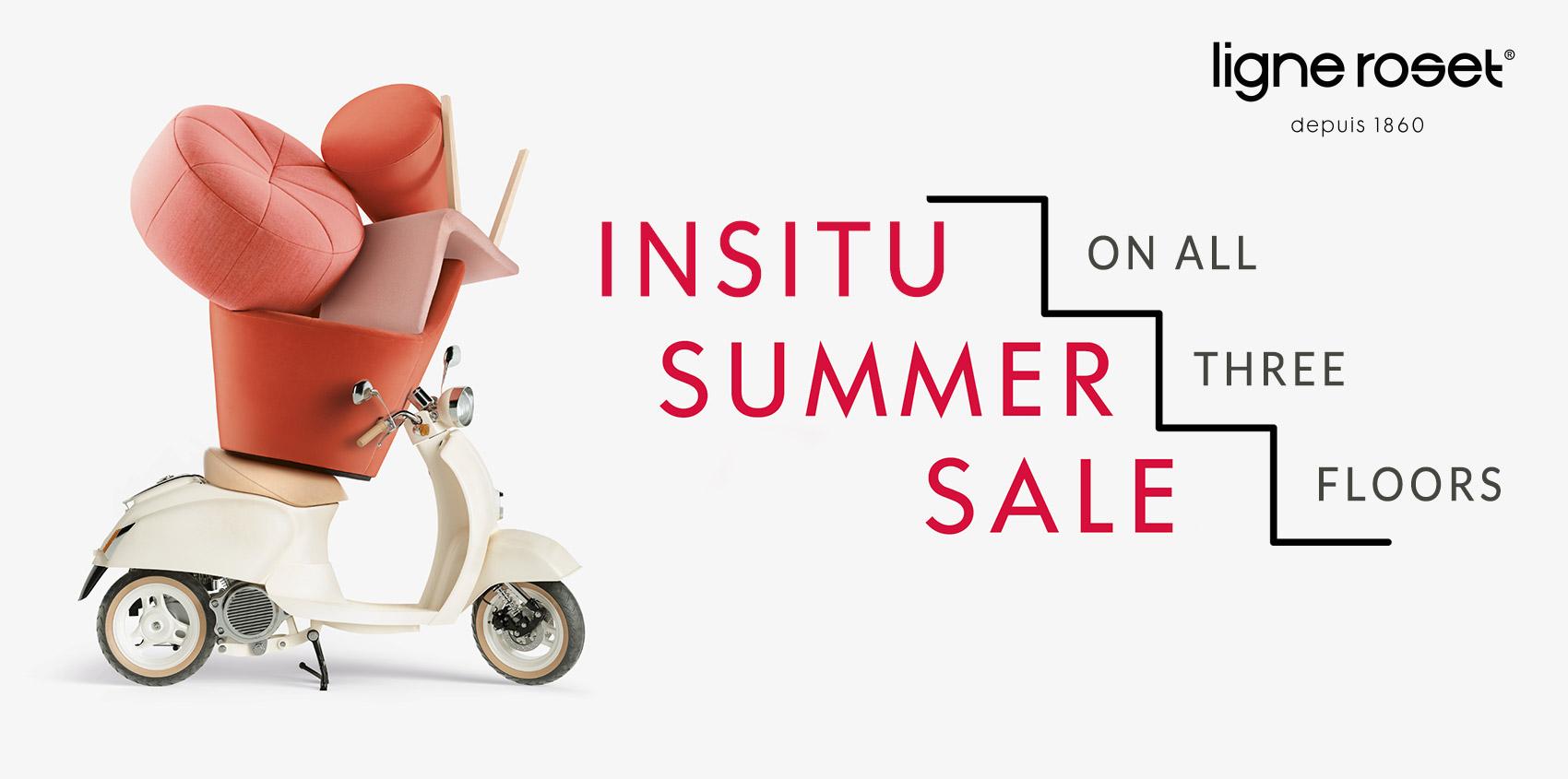 Insitu Summer Sale 2021