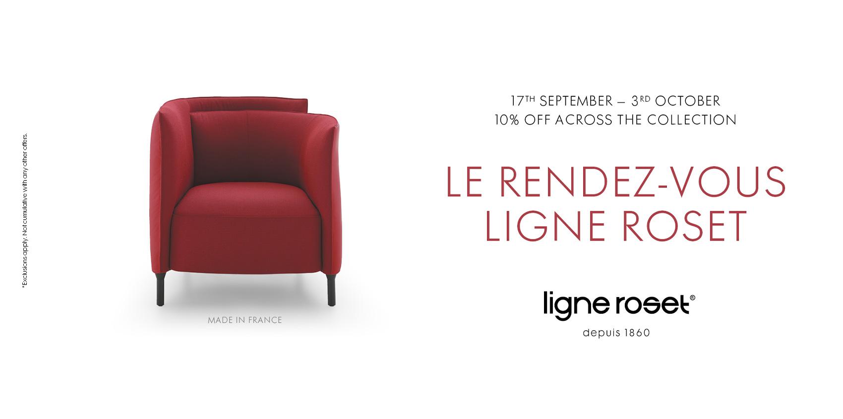 Ligne Roset Sale at Insitu Furniture