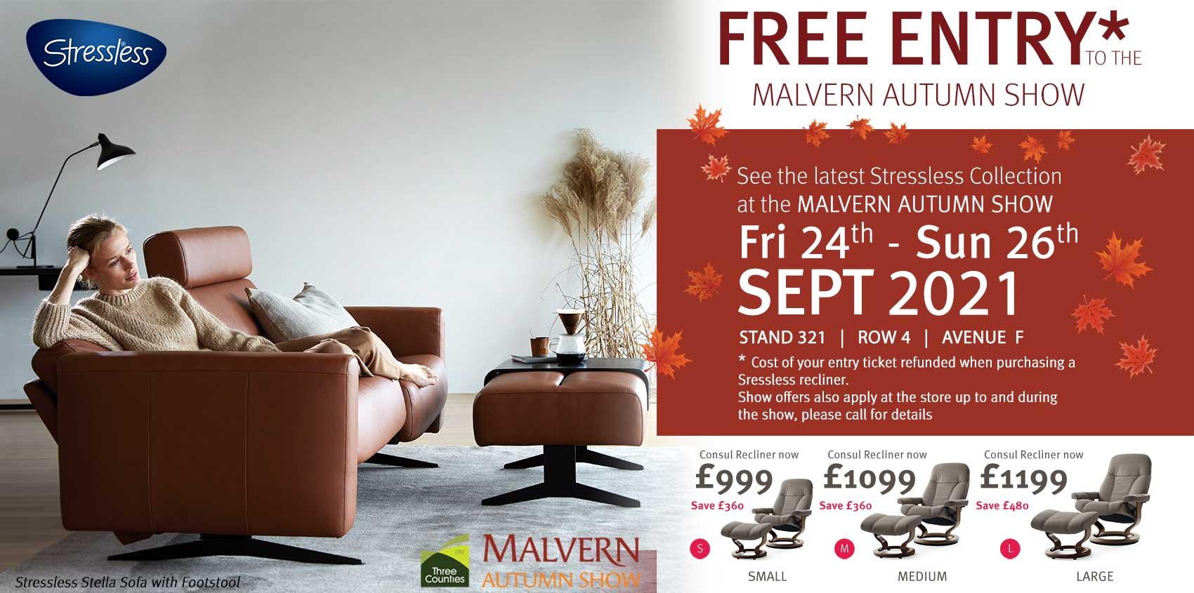 Insitu at the Malvern Autumn Show