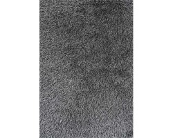 Visible Black & White Rug