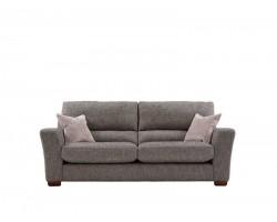 Lazia Fabric 4 Seater