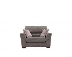 Lazia Fabric Cuddle Chair
