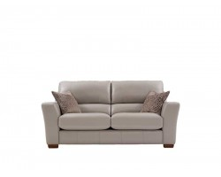 Lazia Leather 3 Seater