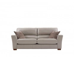 Lazia Leather 4 Seater