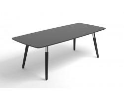Style Sofa Table Black Black legs