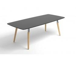 Style Sofa Table Black Nat legs