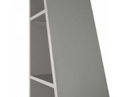 delta 001 matte grey detail