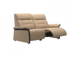 Stressless Mary 2 Seater Wood with Power