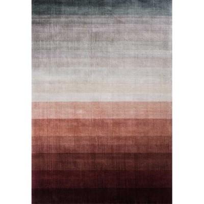 Combination Peach rug