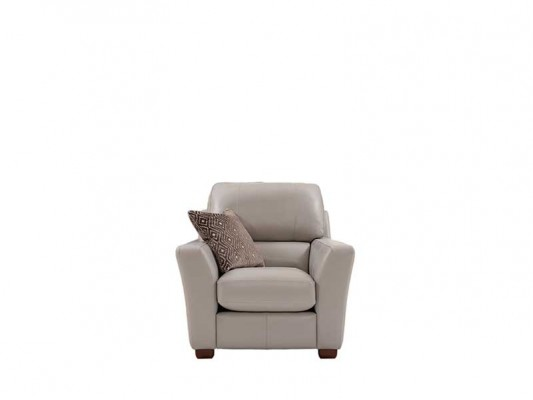 Lazia Leather Chair