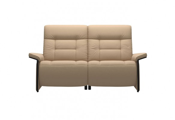 Stressless Mary 2 Seater in Wood