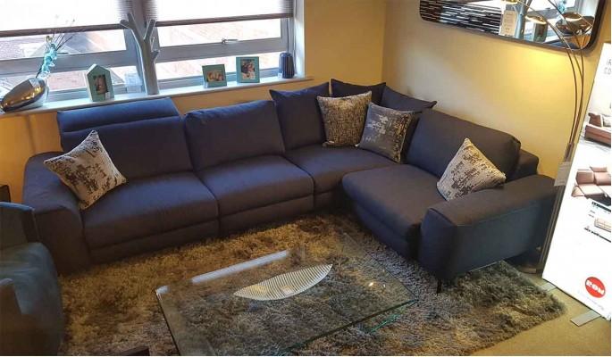 Rom Donato Clearance Corner Sofa Group
