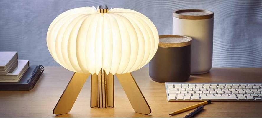R Space Lamp